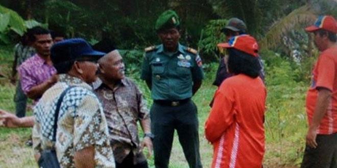 TNI Lestarikan Alam
