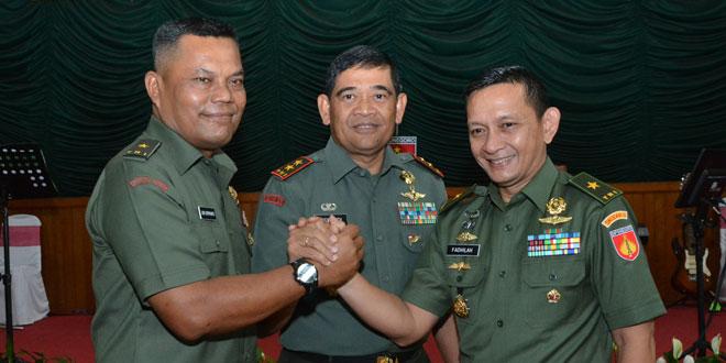 Brigjen TNI Mohamad Sabrar Fadhilah Resmi Jabat Kasdam IV/Diponegoro