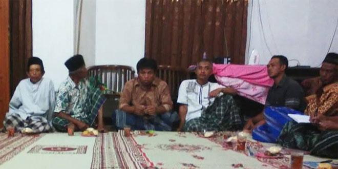 Babinsa Koramil 15/Moyudan Bersama Kelompok Tani Dukung Program Sergab Bulog
