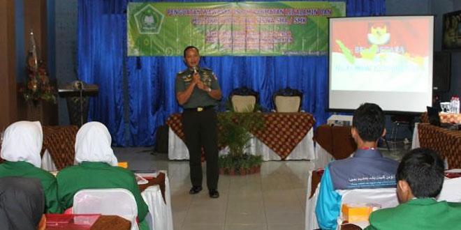 Bela Negara Siswa -Siswi SMA/SMK se-Kabupaten Sukoharjo