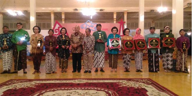 Kodim 0732/Sleman Raih Penghargaan Sebagai Pelestari & Penggiat Warisan Budaya & Cagar Budaya