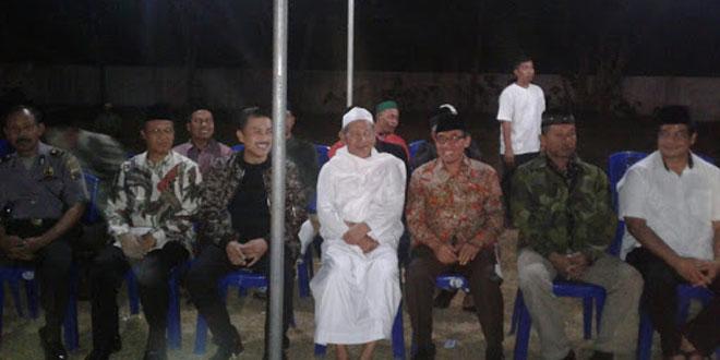 Kasdim 0714/Salatiga Menghadiri Pengemblengan Akbar dan Pengijazahan Ilmu Hikmah Pagarnusa se Karesidenan Semarang