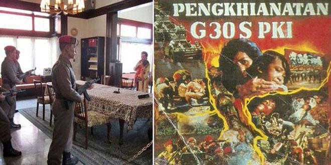 Kodim 0703/Cilacap Bakal Nobar Film Bertajuk Penumpasan G 30 S/PKI