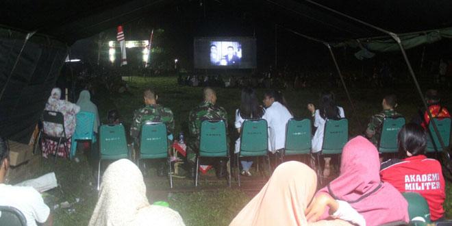 Nobar Film G-30S/PKI Membludak, Sebagian Penonton Kecewa