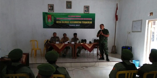 Pembentukan Satuan Linmas Untuk Meningkatkan Keamanan Desa