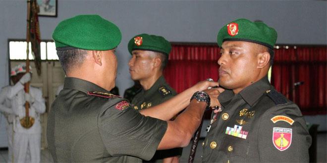 Jabatan Komandan Kodim 0703/Cilacap Resmi Diserah Terimakan