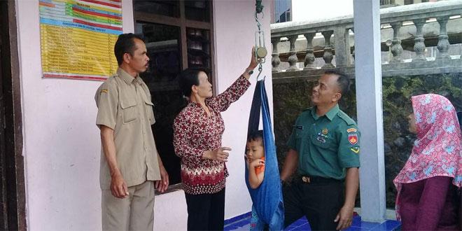Babinsa Koramil 03/Parakan Aktif Melaksanakan Kegiatan Teritorial di Wilayah Binaan