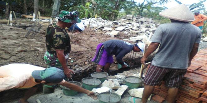 Karya Bhakti TPA Desa Nanggulan