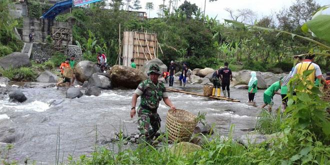 Selamatkan Sungai Untuk Anak Cucu