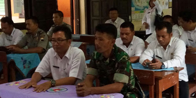 Penilaian Sekolah Sehat Tingkat SD se Kabupaten Klaten