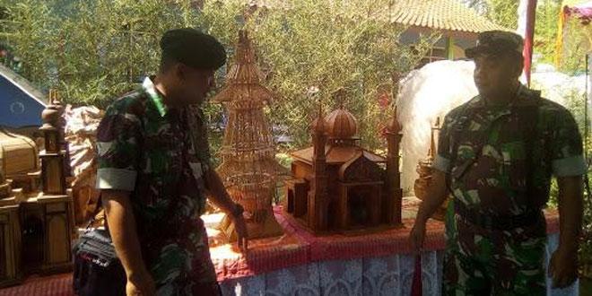 Somogawe Expo dan Pentas Budaya Seni Memamerkan Kerajinan Tangan Masyarakat Somogawe