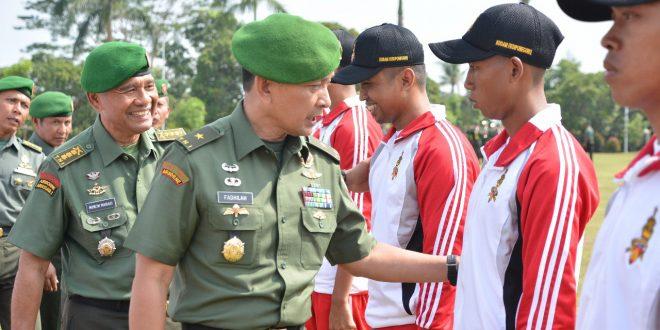 Semangat Sumpah Pemuda Jadi Spirit Para Atlit Berlaga Di Surabaya