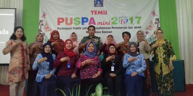 Sebagai Motivator KB, Pelda Suwasono Sampaikan Persamaan Gender