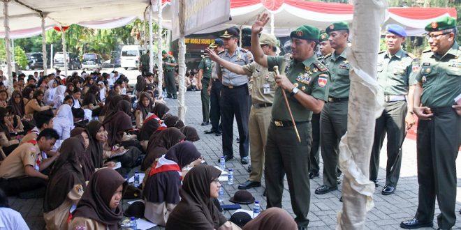 500 Siswa SMA Kota Semarang Ikuti Sekolah Terbuka Kepahlawanan Pangeran Diponegoro