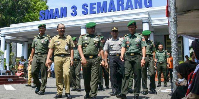 """Kodam IV Wariskan Semangat Pahlawan, Melalui """"Sekolah Terbuka Kepahlawanan Pangeran Diponegoro"""""""