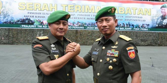 Pangdam IV/Diponegoro Resmi Diserahterimakan