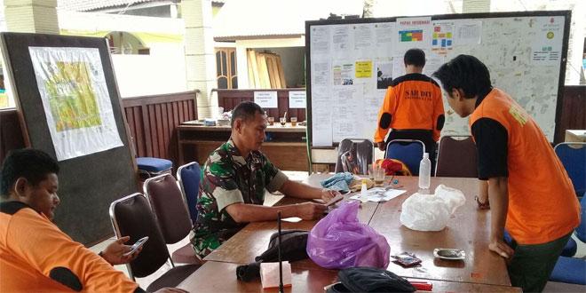Antisipasi Pengungsi, Koramil 03/Turi Bersama Kecamatan Dirikan Posko