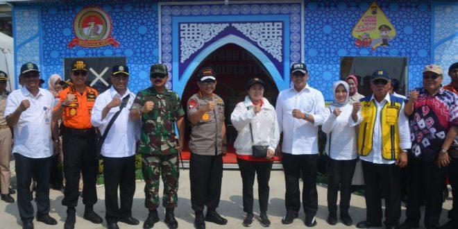 Panglima TNI Pantau Arus Mudik Lebaran di Jalur Trans Jawa