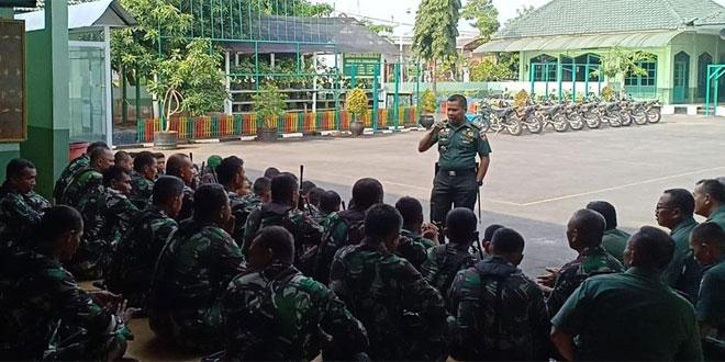 Dandim Pekalongan : Jelang Tahun Politik, Loyalitas dan Netralitas TNI Harus Tetap Dijaga