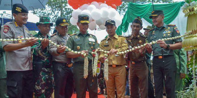 TMMD Berakhir, Kemanunggalan TNI Rakyat Menguat
