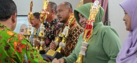 Nila Gulung Saus Gulai, Antarkan Persit KCK Cabang XLIX Juara Lomba Masak Hari I