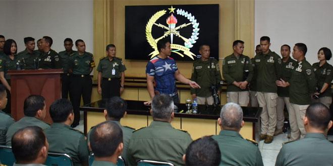 Kasad : Penerangan Angkatan Darat Memiliki Peran Penting Bagi TNI AD