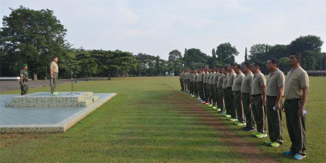 Kasdam IV/Diponegoro Mengajak Seluruh Anggota Bisa Menjadi Mitra Kerja