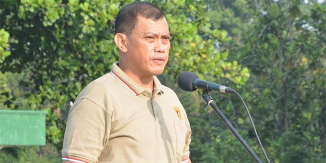 Kasdam IV/Diponegoro Mengajak Membangun Kebersamaan dan  Bekerja Berdasarkan Sistem