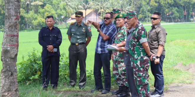 Pangdam IV : Jaga dan Awasi Aset TNI AD
