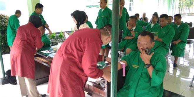 Ikuti Seleksi Sesko TNI, 27 Pamen di Tes Kesehatannya