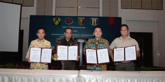 Lanudad Gatot Subroto Sinergikan Kepentingan Pertahanan dan Kesejahteraan Nasional
