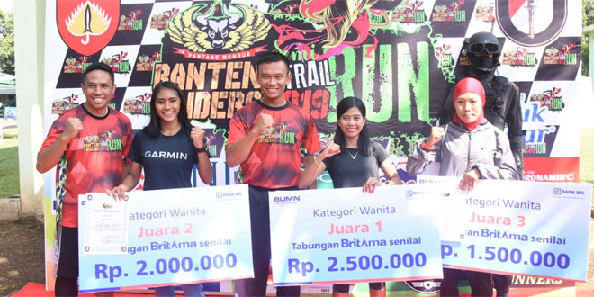 Kasdam Buka Trail Run HUT Ke 66 Yonif Raider 400/BR