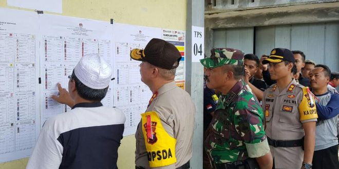 Pangdam Bersama Kapolda Yakinkan Wilayah Jateng Aman dan Kondusif