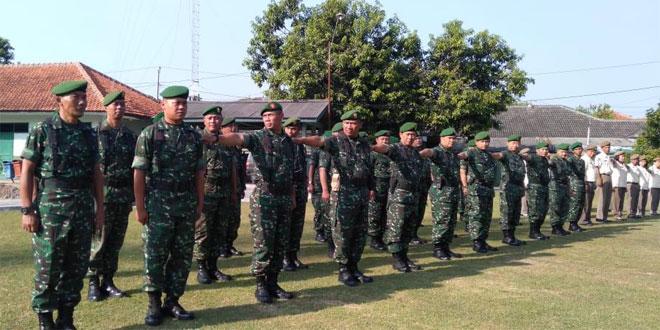 Latihan PBB, Langkah Nyata Kodim 0735/Surakarta Tingkatkan Kedisiplinan Prajuritnya