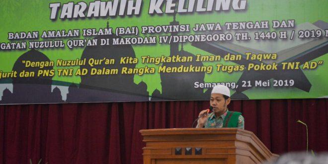 Ramadhan Membangun Jiwa Yang Tangguh dan Belajar Mengendalikan Diri