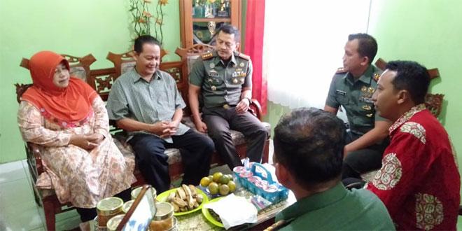 Danrem 071/Wijayakusuma turut Prihatin, Terkait Salah Satu Crew Helly M-17 adalah Putra Daerah Banyumas