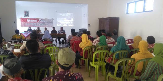 Di TMMD, Kodim Klaten Ingatkan Deteksi Dini Paham Radikalisme