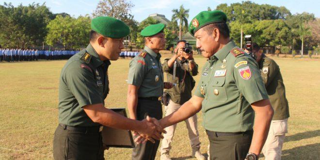 Prajurit TNI Harus Profesional dan Adaptif