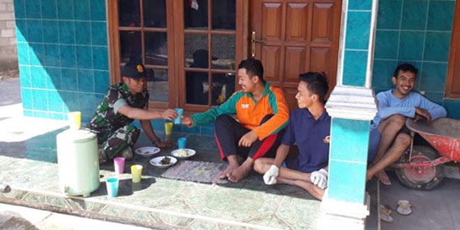 Terimakasih Pak Tentara, Berkat TMMD Desa Kami Banyak Dibantu
