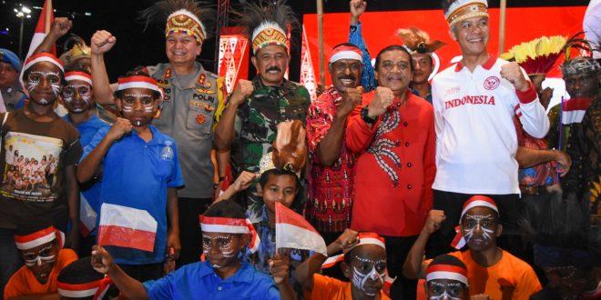 Pangdam, Kapolda dan Gubernur Jateng Tak Ingin NKRI Ambyar