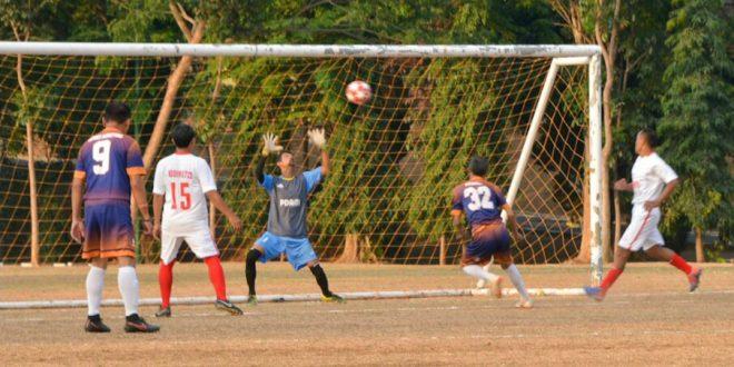 16 Tim Berlaga Dalam Kejuaraan Sepak Bola U 45 Piala Pangdam IV