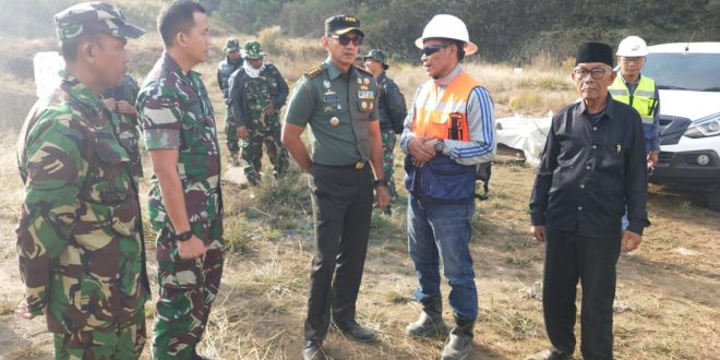Karhutla Lereng Gunung Slamet Meluas, Danrem Keluarkan Perintah Operasi