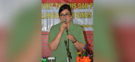 Ny. Anita Imbau Anggotanya Gunakan Medsos Dengan Bijak