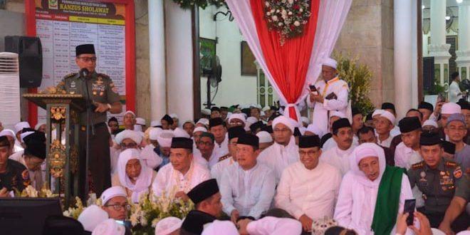 Wakasad : Maulid Nabi Pemicu dan Penyemangat Moril Prajurit TNI