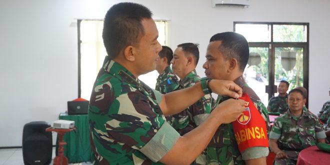 Dandim 0734/Yogyakarta Membentuk Prajurit Komando Kewilayahan Yang Profesional Kebanggaan Rakya