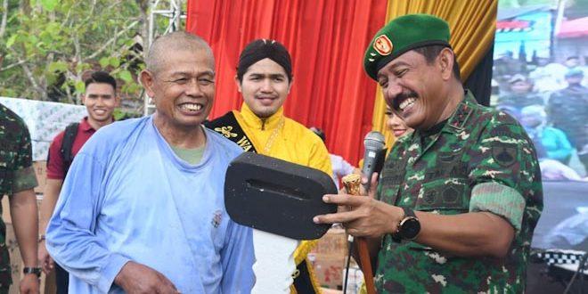 Baksos, Bhakti Nyata Kodam IV/Diponegoro Untuk Rakyat