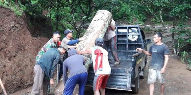 Babinsa Papasan koramil 07/Bangsri Himbau warganya untuk Waspada