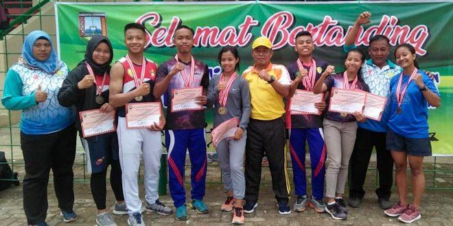 Atlet SMA Kartika III-1 Banyubiru Berjaya di POPDA Kab. Semarang