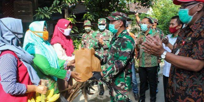 TMMD Kodim 0733 BS/Semarang Wujudkan Kota Semarang Semakin Maju