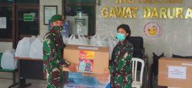 Peduli dan Ikhlas Tanpa Batas, Ibu Hetty Andika Perkasa Bantu Tenaga Kesehatan